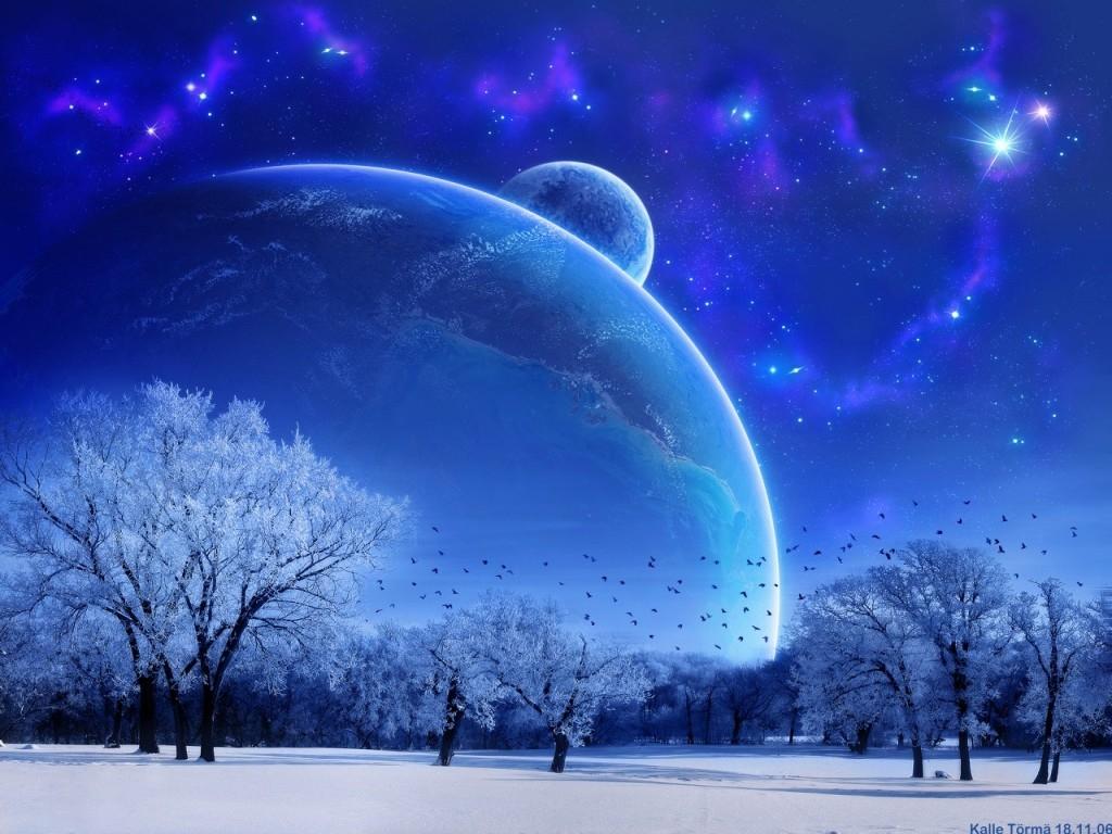 invierno: paisajes