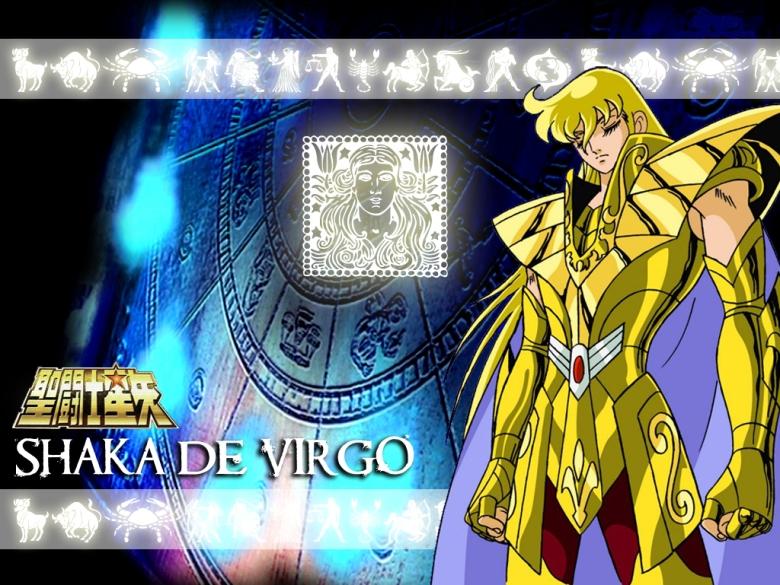 Caballeros Del Zodiaco   Virgo